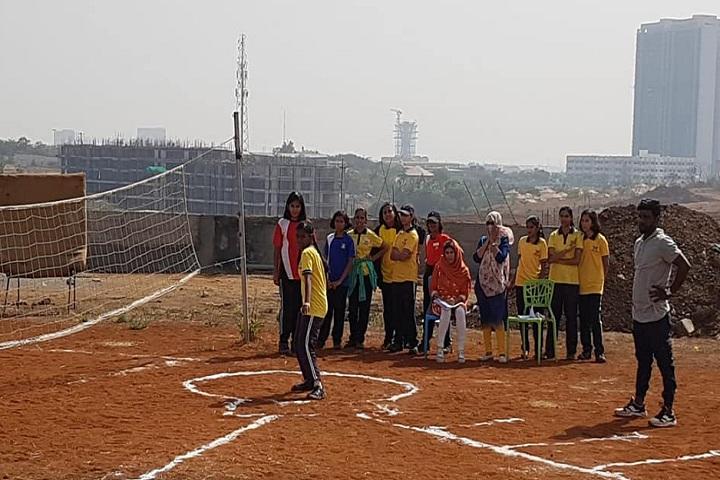 Phoenix World School-Sports