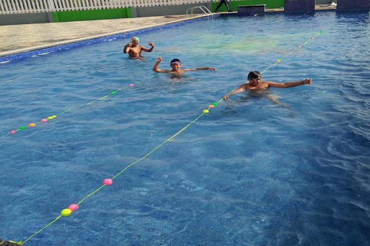 Phoenix World School-Swimming Pool