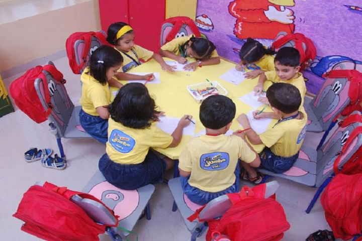 Podar International School-Kids Room