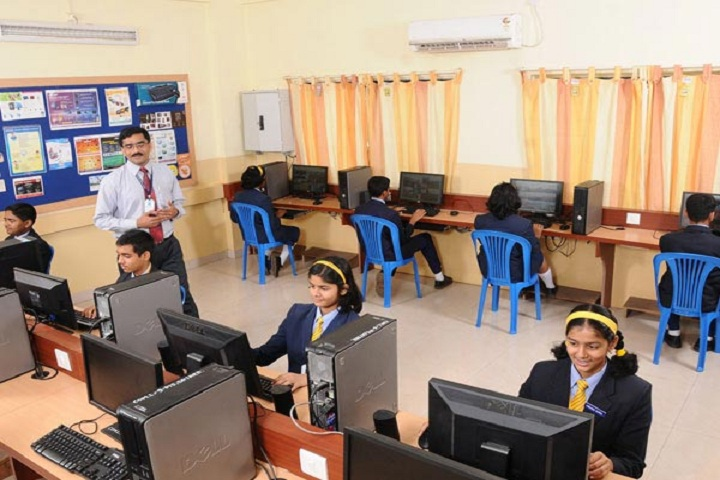 Podar International School-IT-Lab