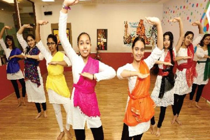 Podar International School-Dance-Room