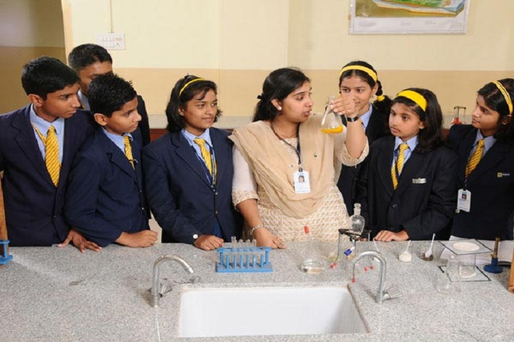 Podar International School-Lab