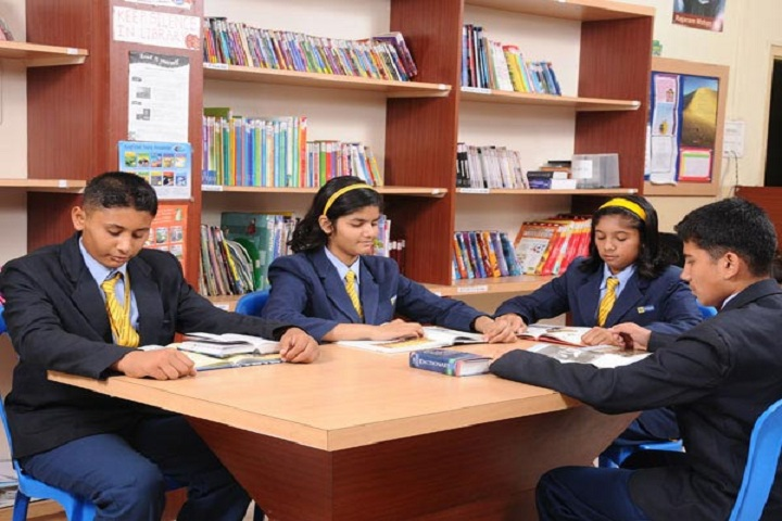 Podar International School-Library