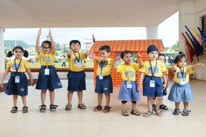 Podar International School-Kids