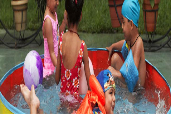 Podar International School-Summer Cump