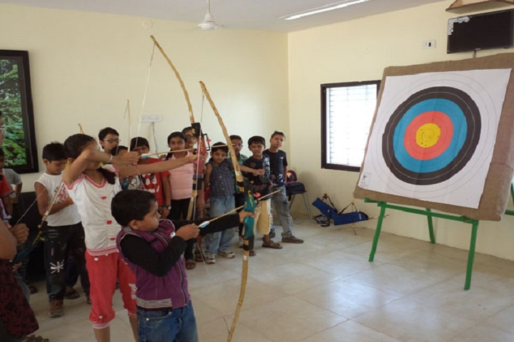 Podar International School-Kids-Area