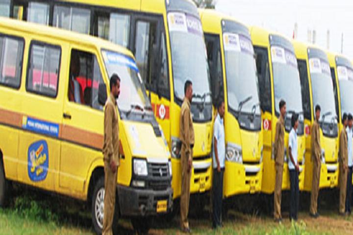 Podar International School-Transports