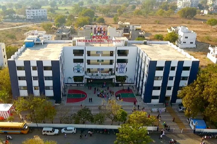 Podar International School-Campus View