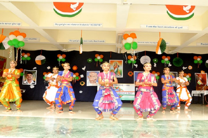 Podar International School-Classical Dance