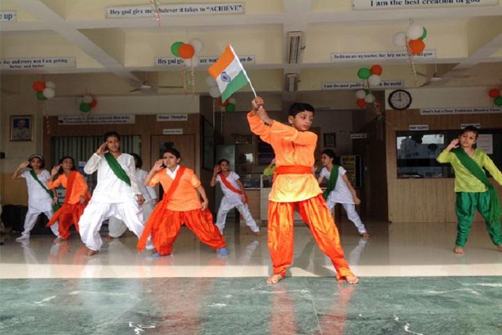 Podar International School-Kids Dance