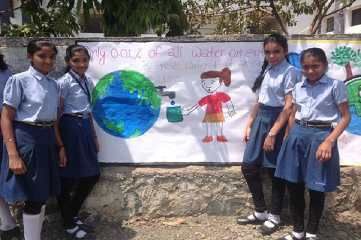 Podar International School-Save Water Awareness