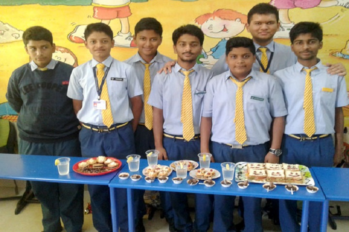 Podar International School-Food Fest