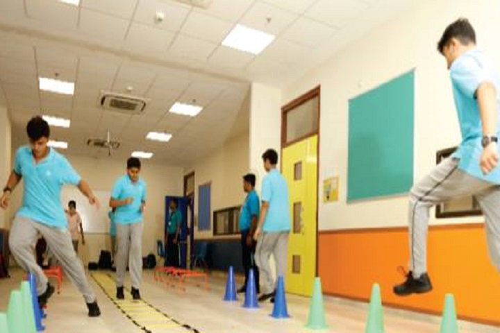 Podar International School-Activity Room