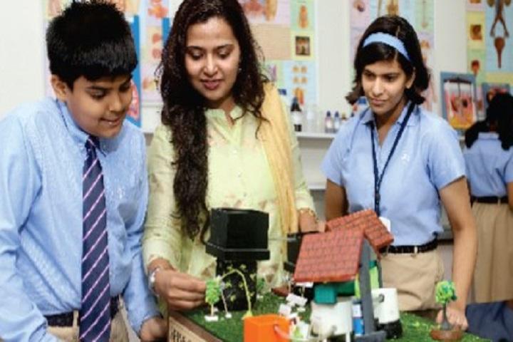 Podar International School-Students Project