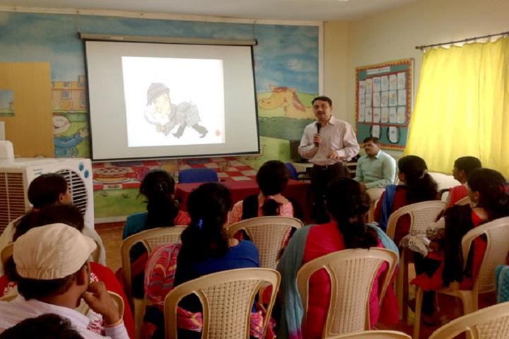 Podar International School-Parenting Seminar