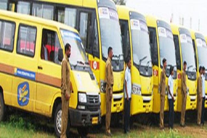 Podar International School-Transport