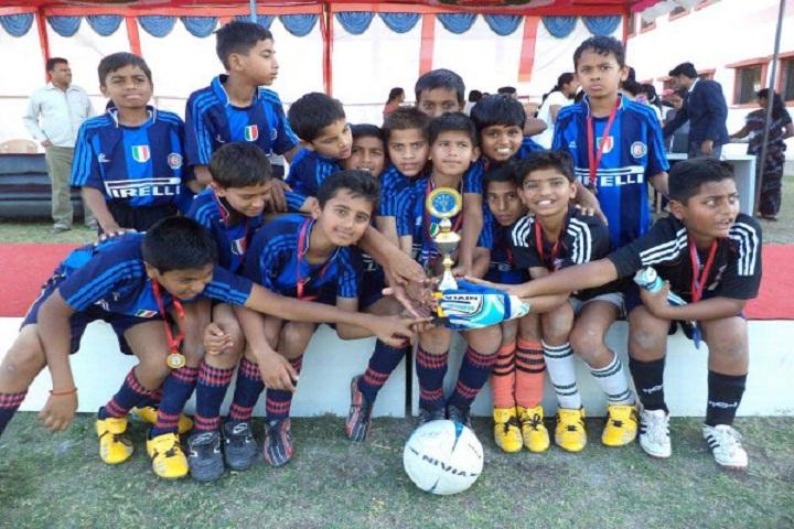 Podar International School-Trophy Winners