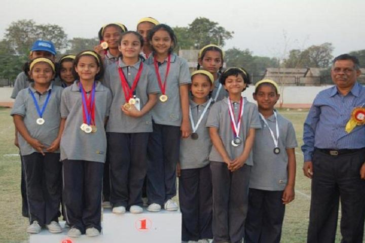 Podar International School-Athletic Meet