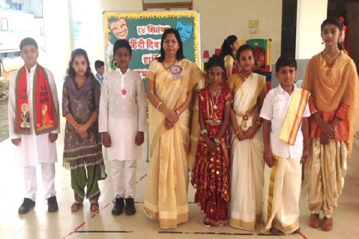 Podar International School-Hindi Diwas Day
