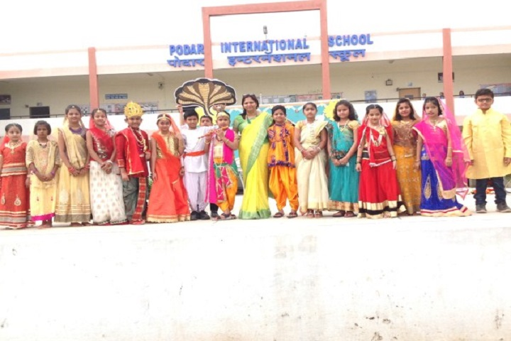 Podar International School-Janmashtami Celebrations