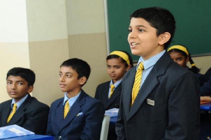 Podar International School-Students