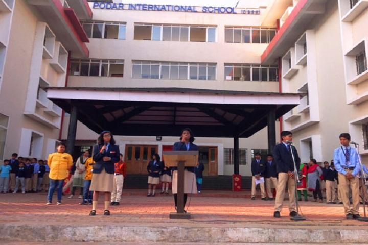 Podar International School-Singing Performance