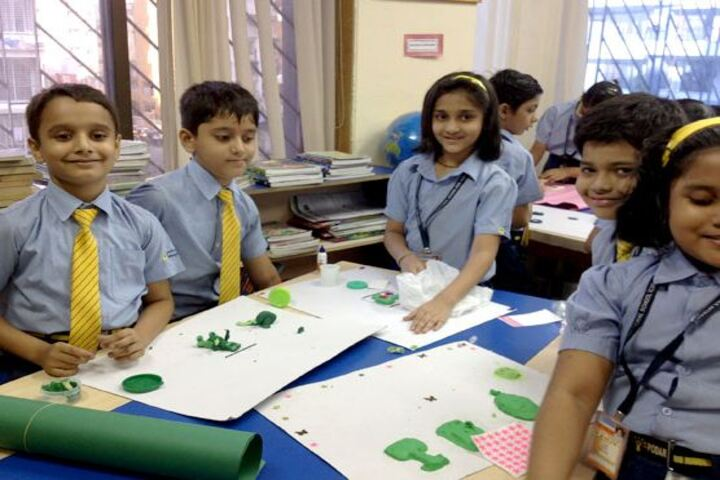 Podar International School-Drawing