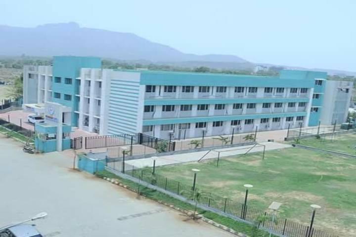 Poddar Brio International School-Building