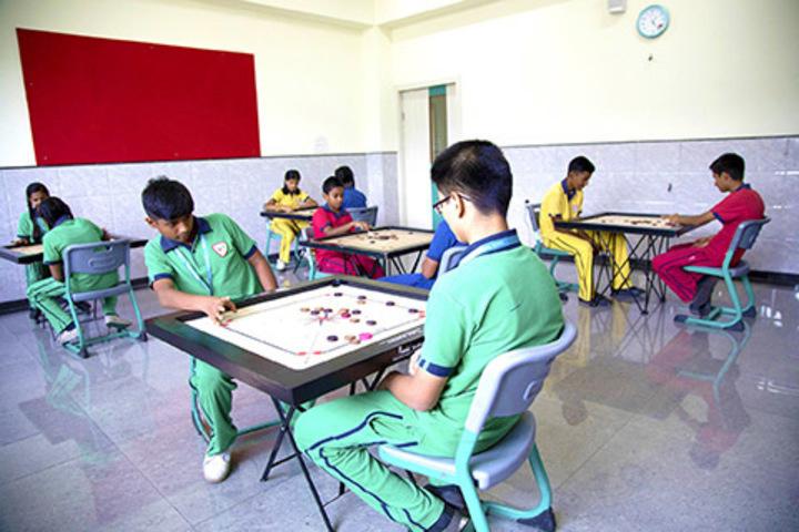 Poddar Brio International School-Game