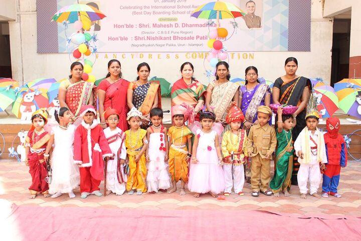 Prakash Public School-Fancy Dress Competition