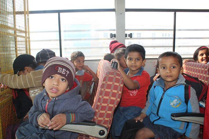 Prakash Public School-Transport