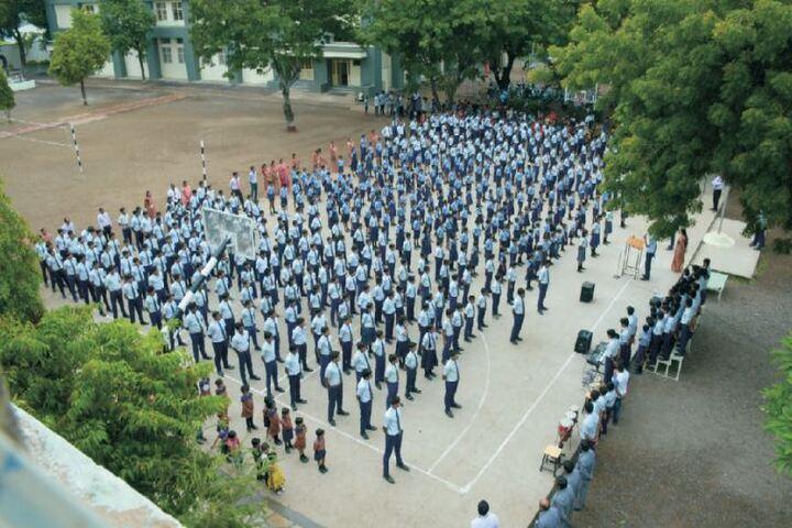 Pravara Central Public School-Assembly