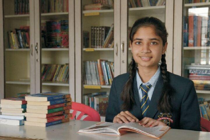 Pravara Central Public School-Library