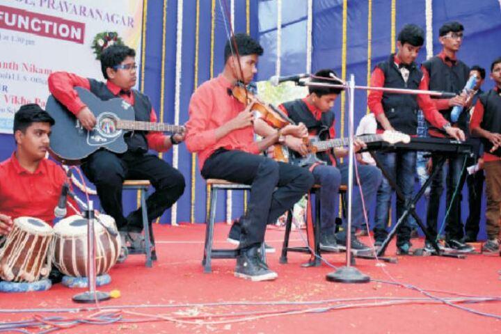 Pravara Central Public School-Music
