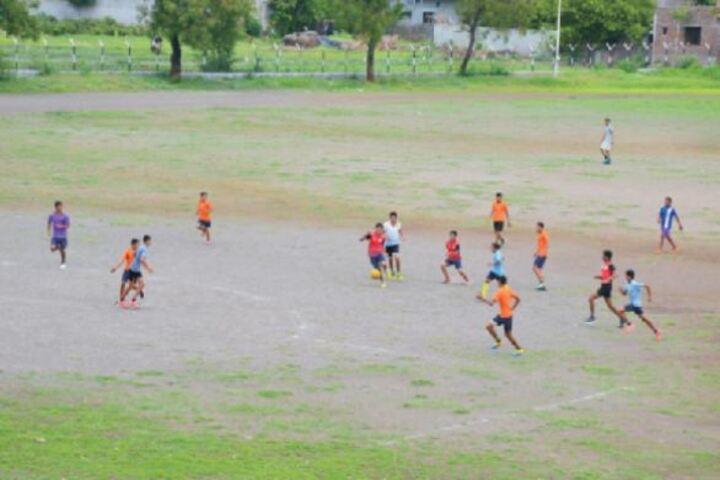 Pravara Central Public School-Play Ground