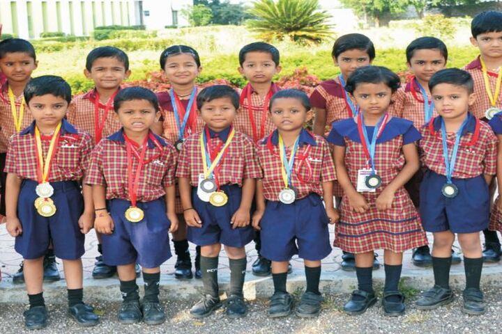 Pravara Central Public School-Prize Distribution