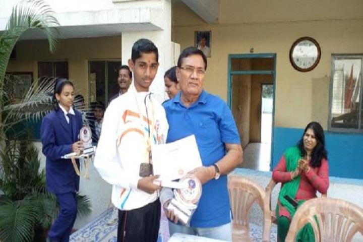 Priyadarshani Primary School-Award Ceremony
