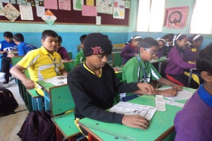 Priyadarshani Primary School-Classroom