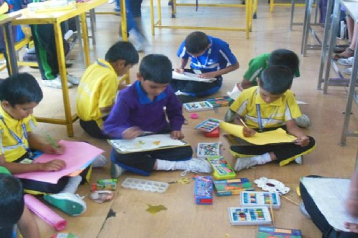 Priyadarshani Primary School-Drawing Compitetion