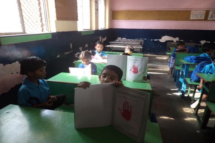 Priyadarshani Primary School-Classroom Activity