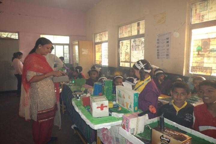 Priyadarshani Primary School-Activity