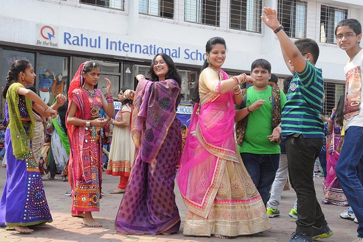 Rahul International School-Cultural Activities