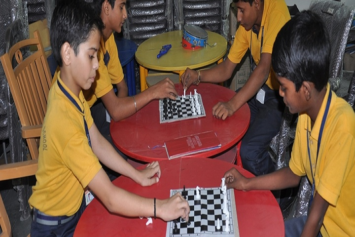 Rahul International School-Indore games