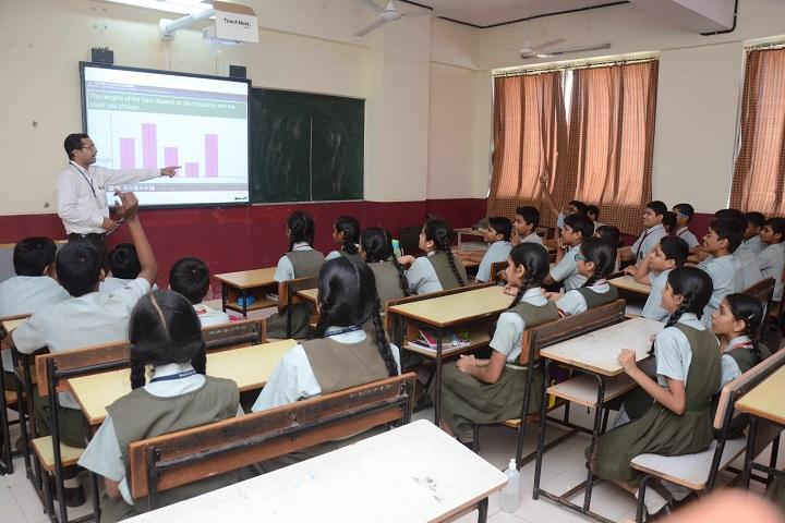Raigad Military School-Classroom