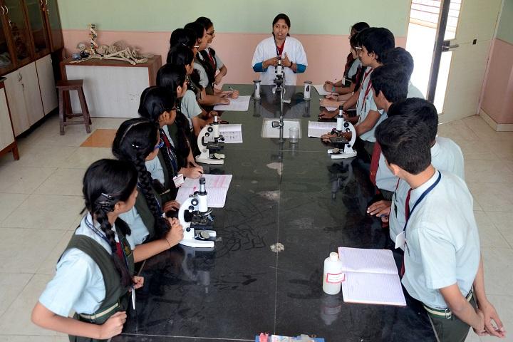 Raigad Military School-Laboratory