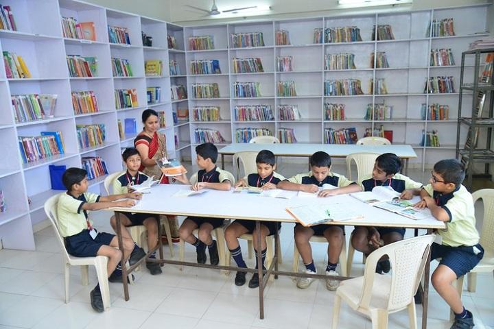 Raigad Military School-Library