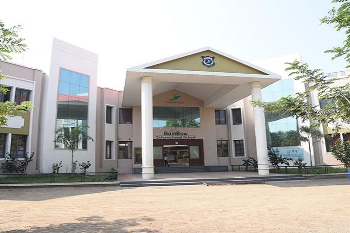 Rainbow International School - Campus view