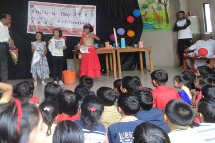 Rainbow International School - Cultural activities