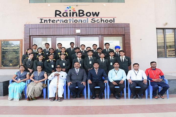 Rainbow International School - Group photo