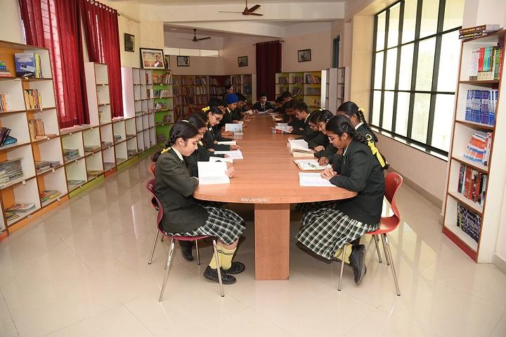 Rainbow International School - Library